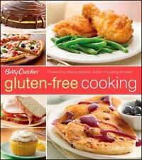 Betty Crocker Cooking: Gluten-Free Cooking by Betty Crocker Editor Excellent Con