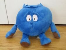 BELLA BLUEBERRY GOODNESS GANG BLUE PLUSH CO-OP SOFT TOY FRUIT