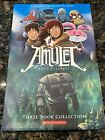 Amulet+Box+Set%3A+Books+1-3+in+Binder+Cover+w%2FFree+Shipping