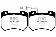 DPX2074 EBC Ultimax Front Brake Pads for ALFA 159 Brera Spider