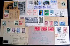 Polonia - Storia Postale -  Lotto da 16 buste