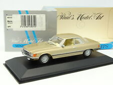 Minichamps 1/43 - Mercedes 450 SLC 1972 R107 Gold