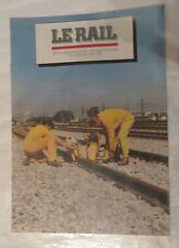 Le rail SNCB – mai 1998