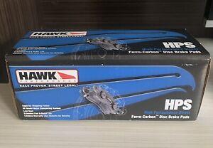 Hawk HPS Front Brake Pads for 03-05 Porsche 911 Carrera 4S - HB550F.634