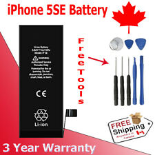 Brand NEW Replacement iPhone 5SE Battery 1624 mAh With Free Tools