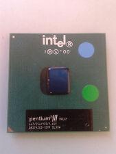 INTEL PENTIUM 111 CPU 667Mhz./256/133/1.65V. SL3XW. IN GOOD CONDITION.