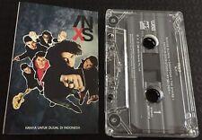 INXS X ~ Indonesian Cassette Tape