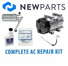 For Ford Mustang Base V6 3.8L 99-01 Complete A/C Repair Kit Compressor w/ Clutch