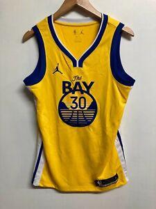 Golden State Warriors Men's NBA Jersey - Jordan Statement Jersey - S - NWD