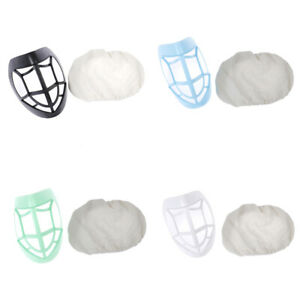5PC Mouth Mask Support Breathing Assist Mask Inner Cushion Bracket SiliconeY_yk