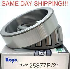 Koyo 25877 Amp 25821 Tapered Bearing Race 2587725821 Set 260 Same Day Shipping