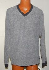 NIke Golf - Therma Fit V-Neck Fleece Gray Pullover Shirt - Size: Medium