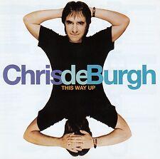 CHRIS DE BURGH : THIS WAY UP / CD (A&M 540 233-2) - NEU