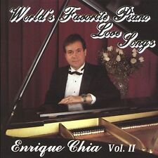 World's Favorite Piano Love Songs 2 by Chia, Enrique