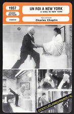 A KING IN NEW YORK 1957 Charlie Chaplin FILM PHOTO CARD