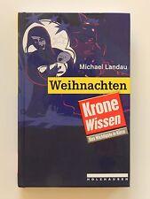 Michael Landau Weihnachten Kronen Zeitung Krone Wissen