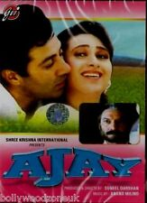 AJAY - SUNNY DEOL - BRAND NEW ORIGINAL BOLLYWOOD DVD - FREE UK POST