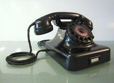 Original altes Post Telefon W48, glänzender Zustand, restauriert!