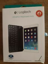Logitech Ultrafino Teclado Mini Negro para iPad Mini