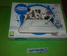 U DRAW GAME TABLET TABLETTE DE JEUX NINTENDO WII  PAL COMPLET