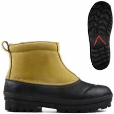 Superga Shoes Rubber Boots Man Woman 759-RBRNBKU Country Mid Cut