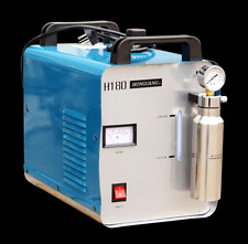 95L/H Oxy-Hydrogen Generator Water Welder Acrylic Flame Polisher 220V H180