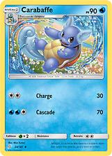 Pokemon - Carabaffe - Reverse - 24/181 - SL9 Duo de Choc VF Français