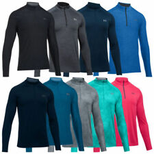 Long Sleeve Loose Fit Golf Shirts & Sweaters for Men