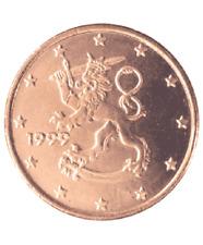 Finlande 1999 - 1 Centime De Rouleau  Piece Euro Cent de Qualite Neuve UNC
