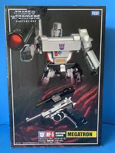Transformers Masterpiece MP-05 Megatron Action Figure Collector Takara Tomy