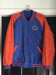 KID ATHLETE YOUTH XL REVERSIBLE Jacket UF Florida Gators SIZE 18/20 Boys S Men