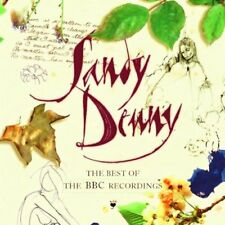 SANDY DENNY BEST OF THE BBC RECORDINGS CD SOFT ROCK NEW