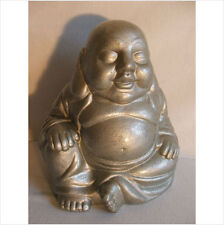 LATEX MOULD MOULDS MOLD.       LARGE 8 INCH BUDDHA MEDITATING