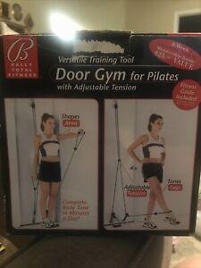 Bally Total Fitness Door Gym For Pilates NIB Trim-Tone & Firm
