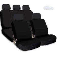 New Semi Custom Car Seat Covers Set Support Split Rear Seat For Nissan