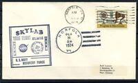 Stati Uniti 1974 Mi. 1115 Busta 100% SKYLAB