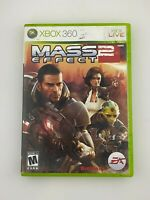 Mass Effect 2 - Xbox 360 Game - Tested