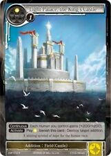 Force of Will Light Palace, the King's Castle - CMF-012 - R MINT UNPLAYED