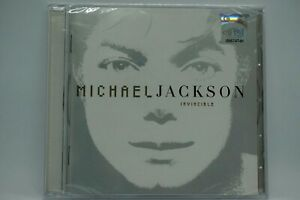 Michael Jackson - Invincible  CD Album (Brand New Sealed)