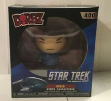 "Funko Dorbz 400 3"" Spock Vinyl Figure Star Trek The Original Series NEW BOXED"