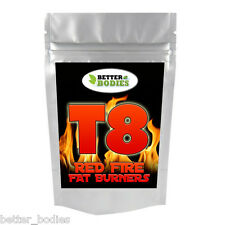 60 T8 Strong Fat Burners Diet & Weight Loss Pills Slimming Tablets Legal SAFE