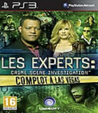 LES EXPERTS   COMPLOT A LAS VEGAS        -----      pour PS3