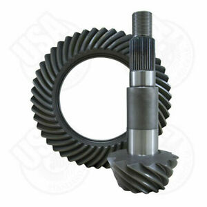 "USA Standard replacement Ring & Pinion ""thick"" gear set for Dana 80 in a 4.11 ra"