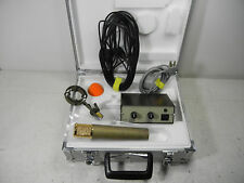 AKG THE TUBE CLASSIC VINTAGE STUDIO TUBE LARGE DIAPHRAGM CONDENSER MICROPHONE #2