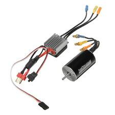 Racerstar 2845 Motor Brushless Waterproof Sensorless 35A ESC Combo 1/12 1/14