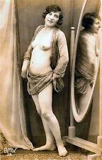A4 Vintage 1920's Art Deco Pretty Nude Girls ..Victorian/Edwardian Beauties 270