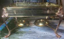 vintage Princess House #057 warmer buffet server/chafing dish. As Is.