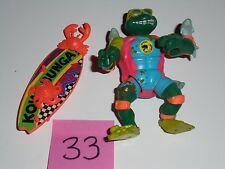 Mike, the Sewer Surfer-Vintage  TMNT-Loose