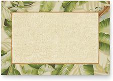 Tommy Bahama Palmiers Bath Rug, Medium Green