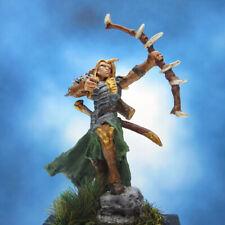 Painted Reaper BONES Miniature Elf Archer Firing